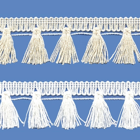 Cotton Tassel Fringe