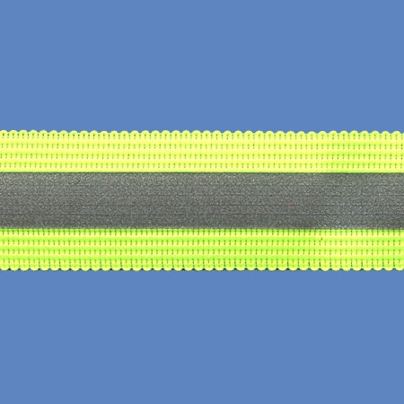 Fluorescent Reflective Ribbon