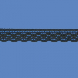<strong>808/ 2</strong> - Handicraft Lace Trimming/ Black