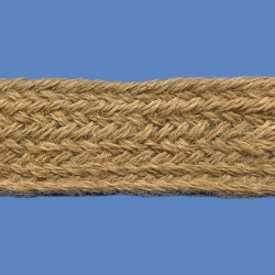 <strong>730/ 88</strong> - Jute Braid - Wide 3,5cm