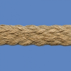<strong>729/ 88</strong> - Jute Braid - Wide 2cm