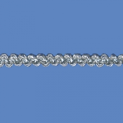 <strong>641/ 82</strong> - Lame passementerie/ Silver