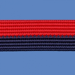 <strong>P3/ 5/6</strong> - Sports tape/ Red - Blue