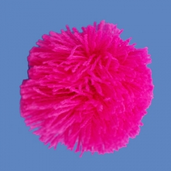 <strong>H68/13</strong> - Acrylic Pompon/ Fuchsia