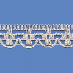 <strong>K879/ 0</strong> - Lace Trimming Malta/ Natural