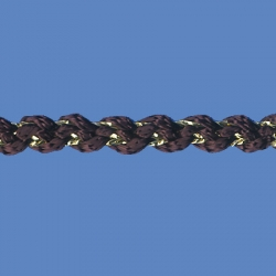 <strong>350/ 2</strong> - Mandra Braid/ Black