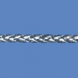<strong>352/ 82</strong> - Mandra Braid/ silver