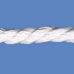 <strong>2/ 1</strong> - Cotton cord/ White
