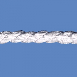 <strong>1/ 1</strong> - Cotton cord/ White